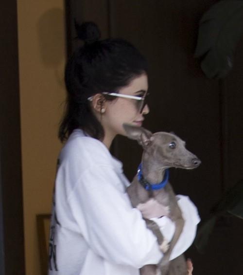 Photos : Kylie Jenner méconnaissable au naturel, elle pense à la chirurgie !