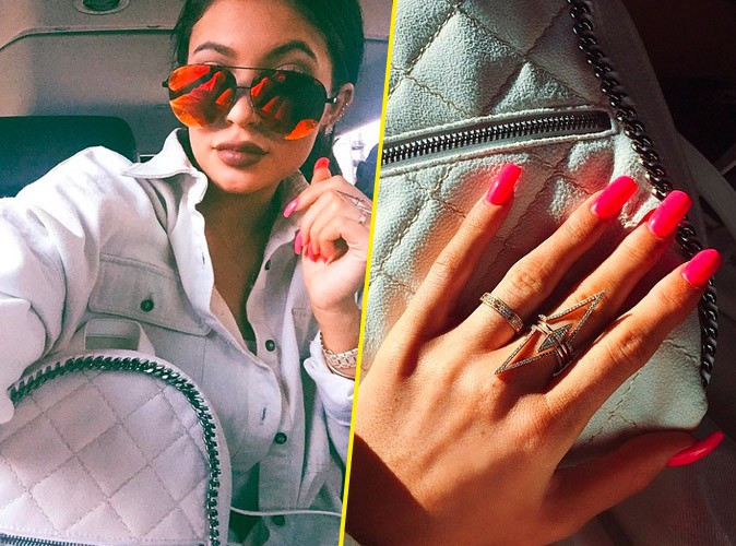 Kylie Jenner le 22 mai 2015