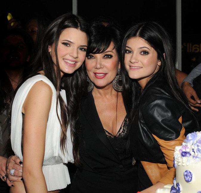 Kendall, Kris et Kylie Jenner