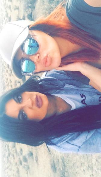 Kylie Jenner le 7 octobre 2015