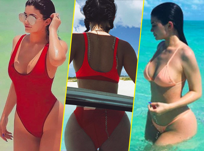 Photos : Kylie Jenner : Plus HOT que Kim Kardashian ?