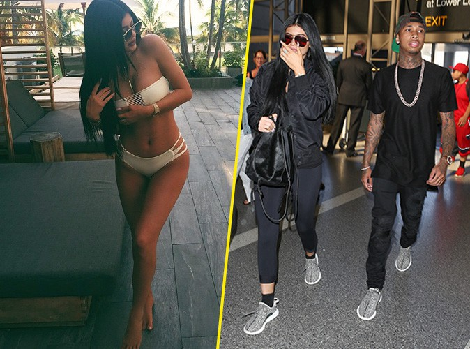 Kylie Jenner et Tyga le 22 juin 2015