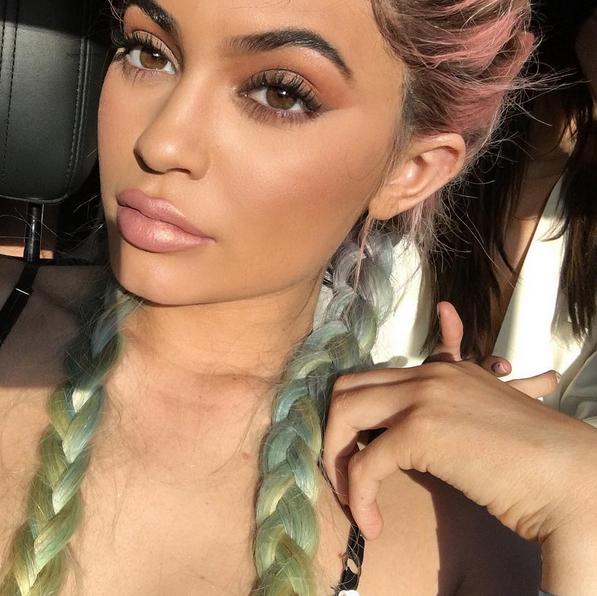 Photos : Kylie Jenner : regardez-la dans les yeux !
