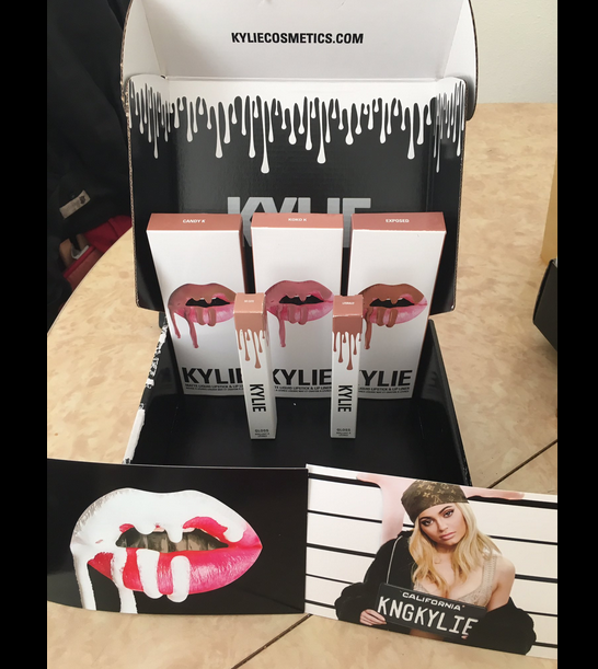 Les Kylie Lip Kit