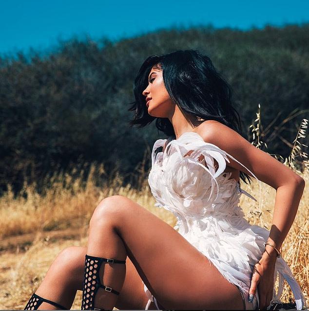 Kylie Jenner le 12 juin