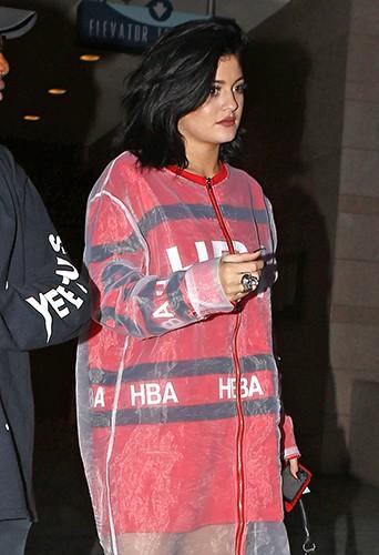 Kylie Jenner à Los Angeles le 5 août 2014