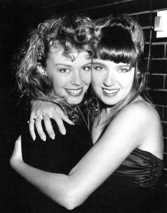 Kylie Minogue et Dannii Minogue : l'album photo rétro de deux inséparables soeurs !