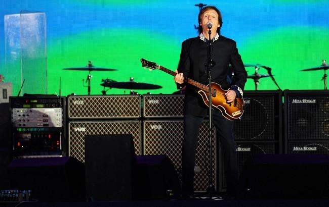 Sir Paul McCartney !