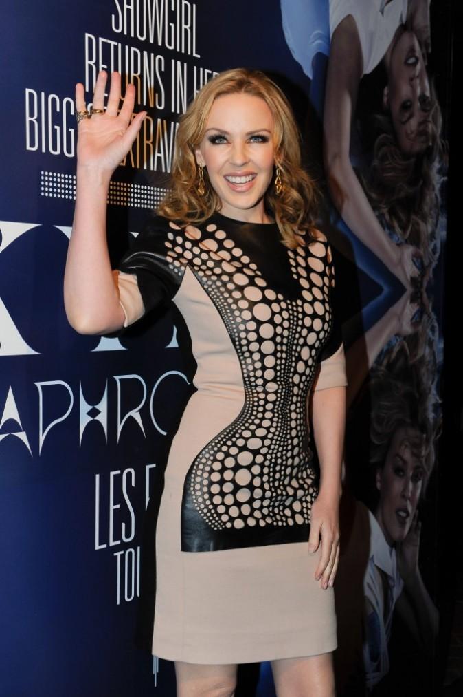 Difficile de faire plus sublime que Kylie Minogue!