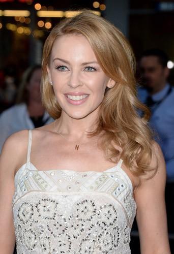 Kylie Minogue à l'avant-première du film Hercule à Los Angeles le 24 juillet 2014 !