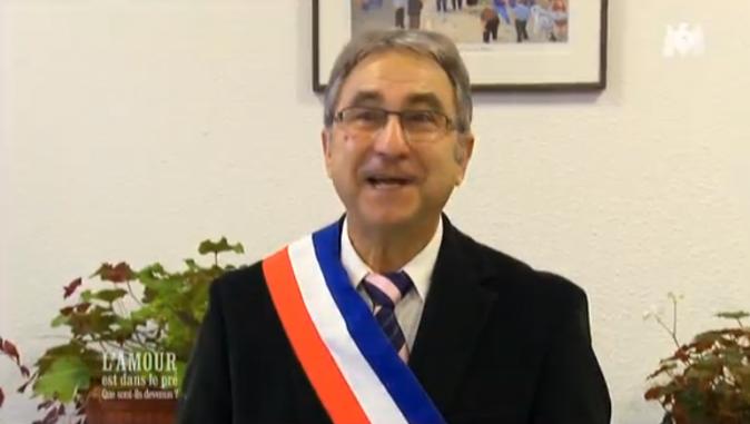 Pierre et Frédérique : le mariage civil en Dordogne !