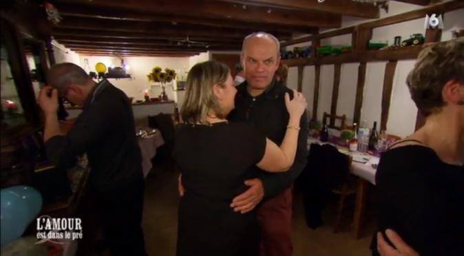 .... par une danse pour Marianne et Yves...