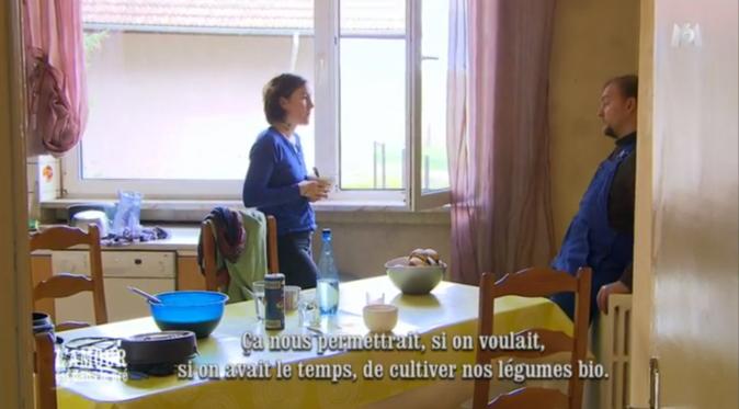 Julien propose à Louise de se lancer dans le bio