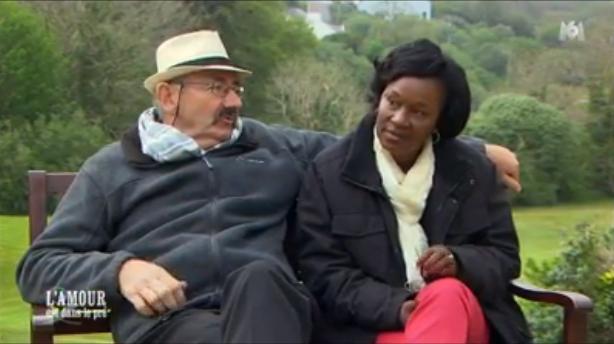 Avant de partir, dernière mise au point entre Paulo, toujours pas amoureux, et Céline !