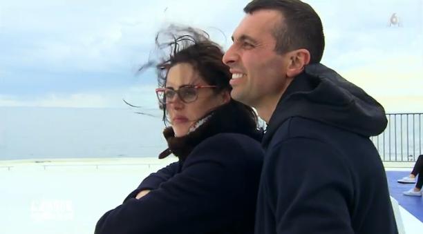Sébastien et Charlotte ont mis le cap sur l'île de Jersey