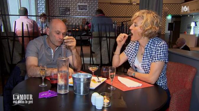 Entre Didier et Nathalie, l'ambiance est toujours aussi amoureuse !