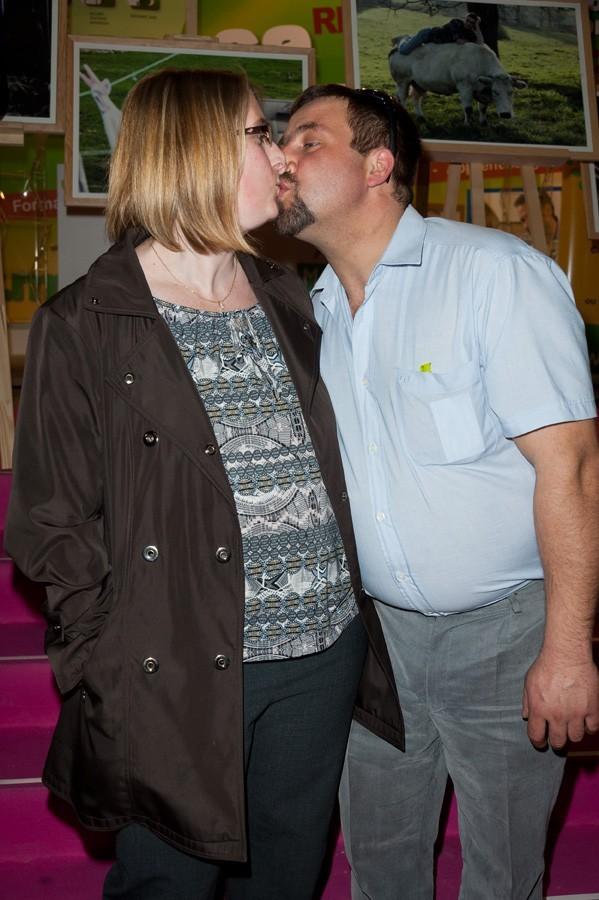 Sylvain et Valérie, super amoureux !