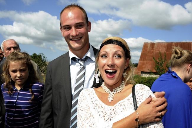 Bertrand et une inconnue ,Ver, 15 Septembre 2012