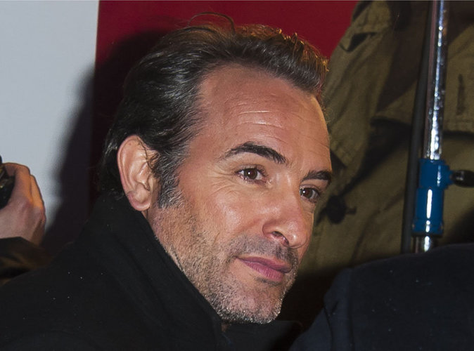 Photos l motion de jean dujardin apr s la mort de for La copine de jean dujardin