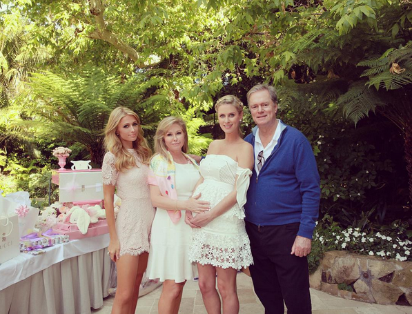 Photos : L'incroyable baby shower de Nicky Hilton !