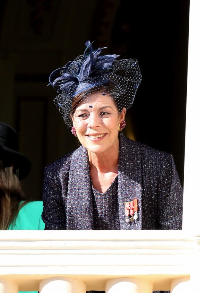 Caroline de Monaco le 19 novembre 2014