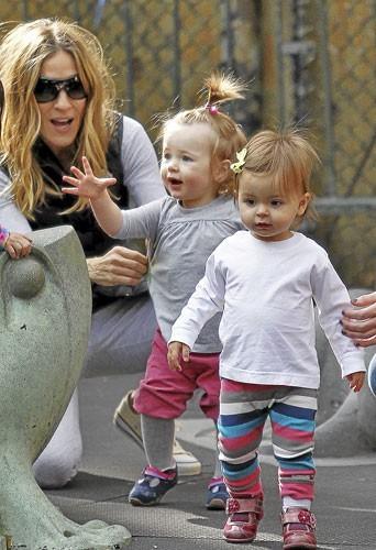 Mère porteuse : des jumelles pour Sarah Jessica Parker