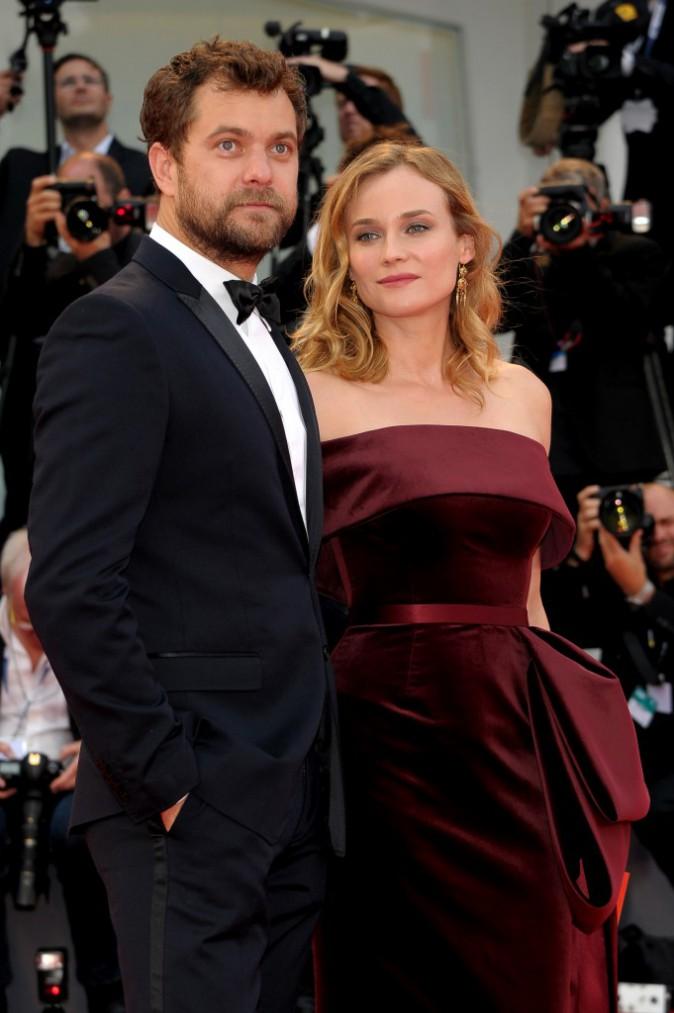 Diane Kruger et Joshua Jackson le 4 septembre 2015