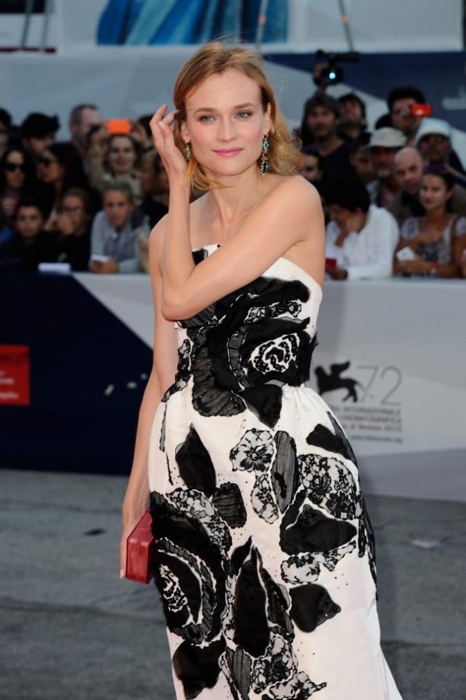 Diane Kruger le 9 septembre 2015