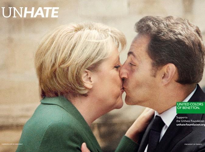 La nouvelle campagne choc de Benetton !