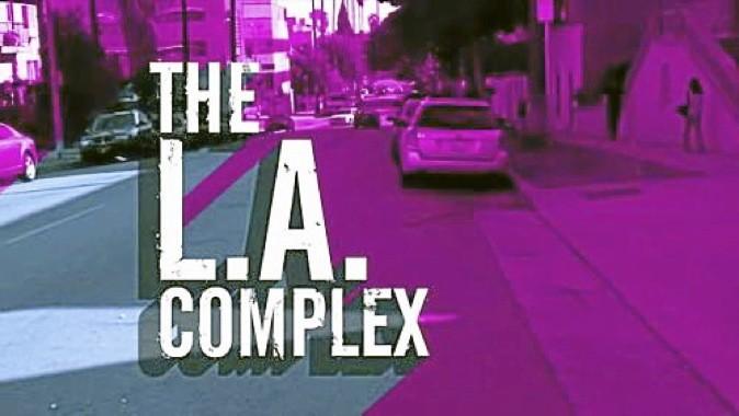 Le logo de la série The L.A complex !