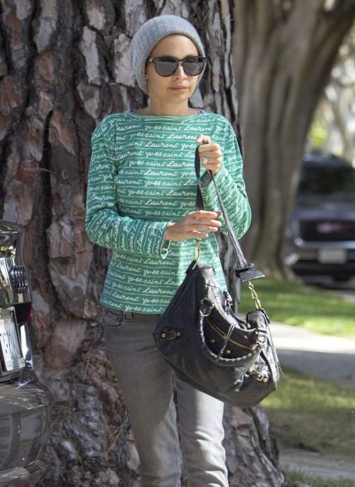 Nicole Richie à Beverly Hills le 4 mai 2015