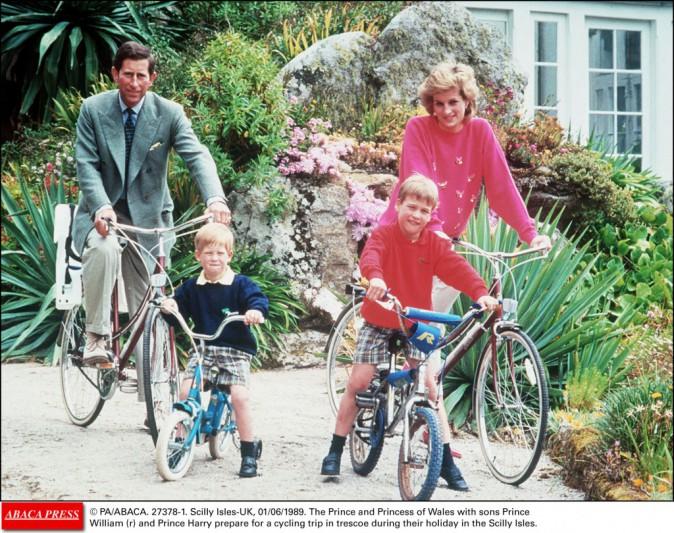 Balade en famille le 01/06/1989