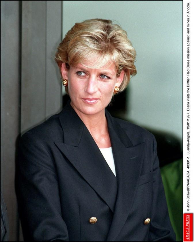 Lady Diana, 01/1997