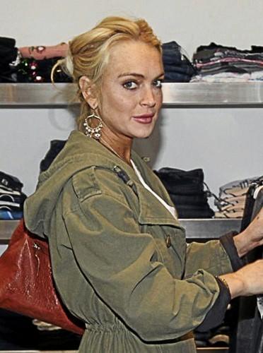 Lindsay Lohan Kleptomanie