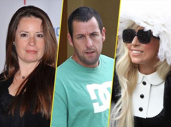 Photos : Lady Gaga, Adam Sandler, Holly Marie Combs... découvrez les maladies cachées des stars !