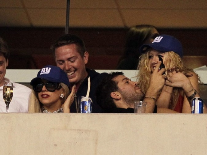 Lady Gaga, fidèle supportrice des Yankees !