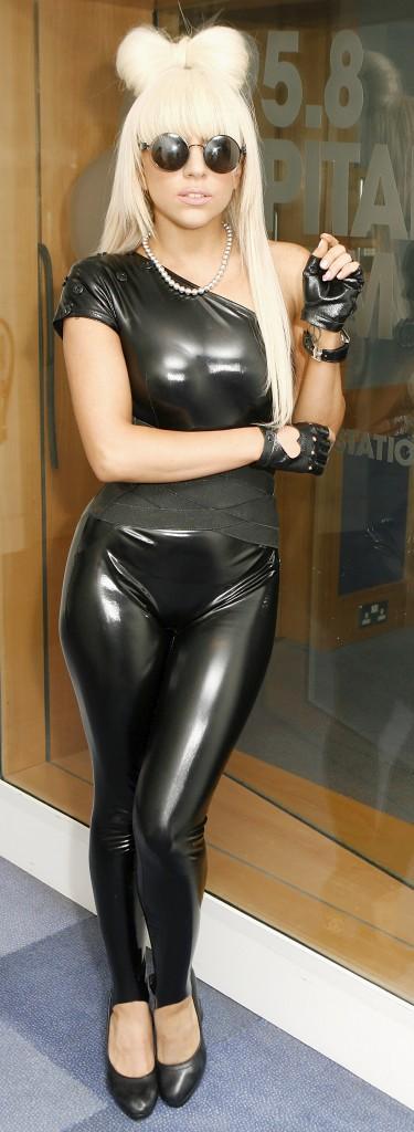 Lady Gaga, Londres, Janvier 2009
