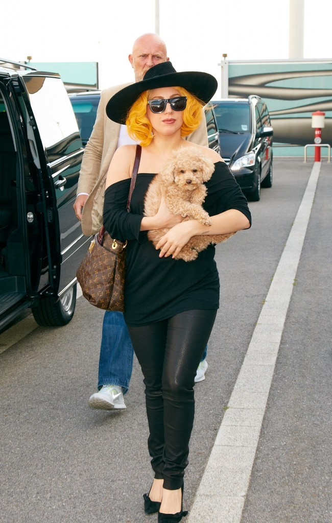 Lady Gaga, Vienne, 17 aout 2012.