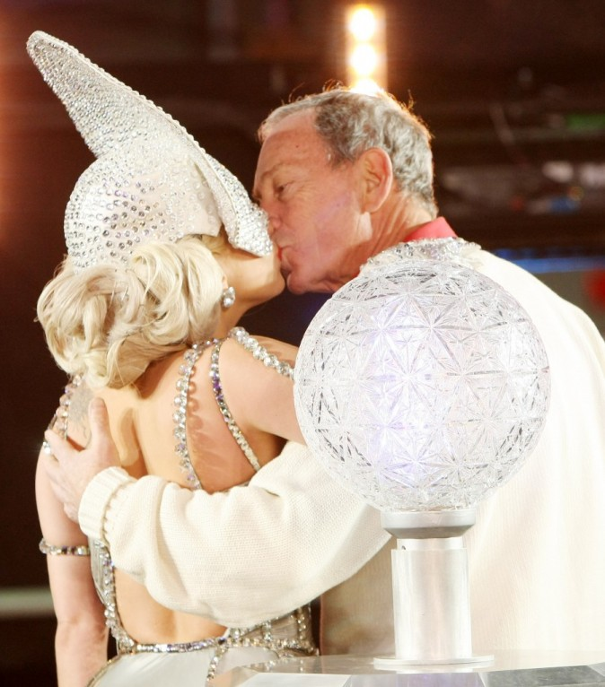 Le maire de New York emballe Lady Gaga !