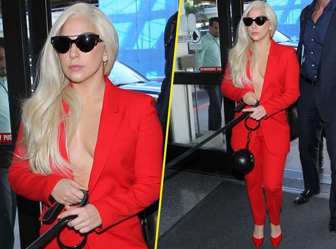 Lady Gaga le 12 février 2015