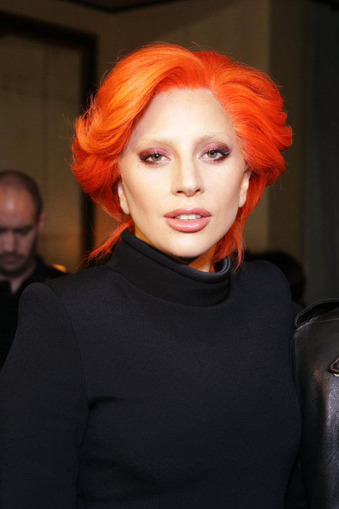 Photos : Lady Gaga emmène David Bowie partout où elle va !