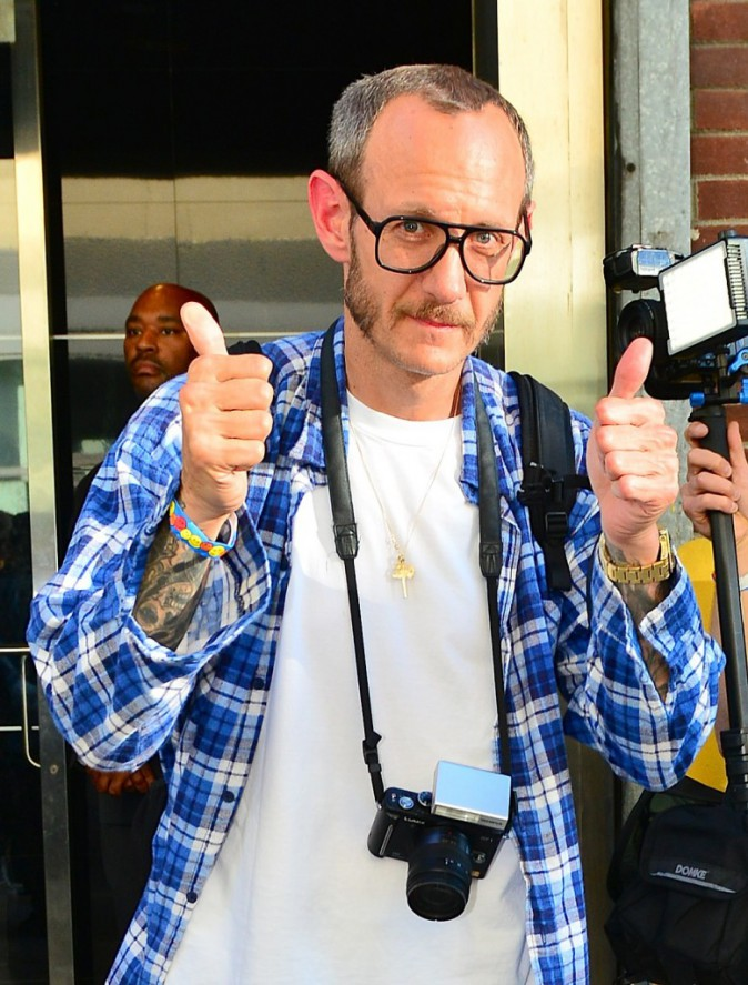 Terry Richardson à NYC