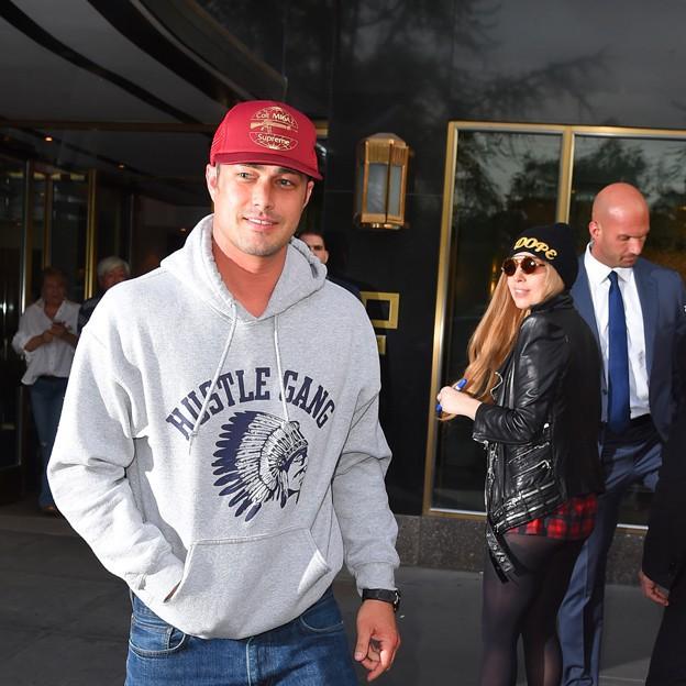 Lady Gaga et Taylor Kinney : retour en images sur le couple fiancé !