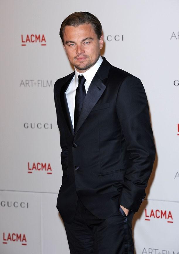 5- Leonardo DiCaprio