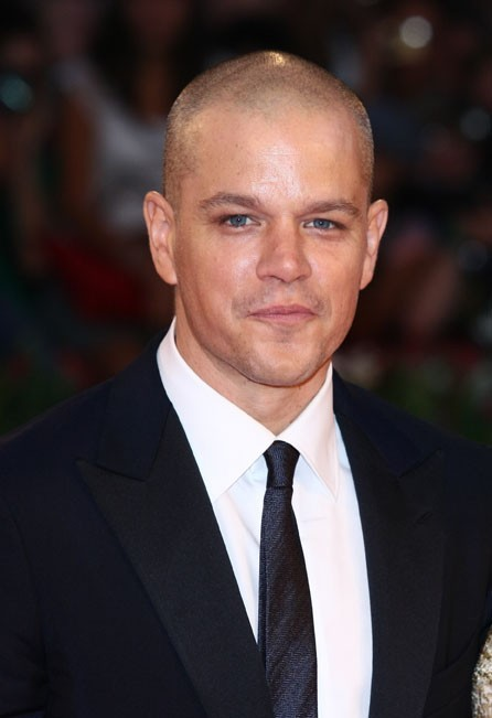 6- Matt Damon