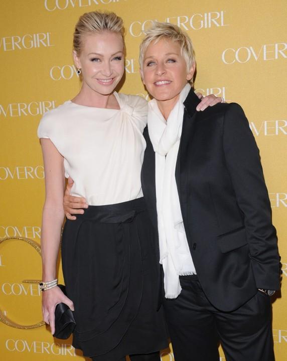 7- Ellen DeGeneres