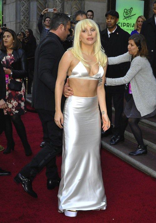 """Photos : Lady Gaga : """"La musique est un putain de club privé pour mecs"""" !"""