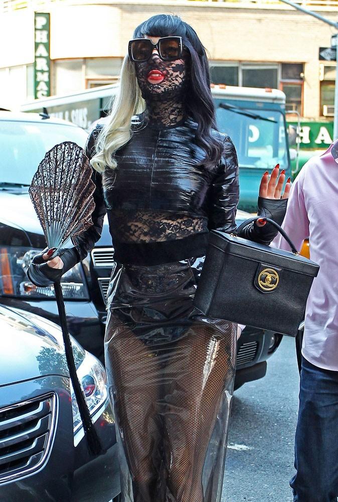 Photos : aimez-vous ce look de Lady Gaga ?