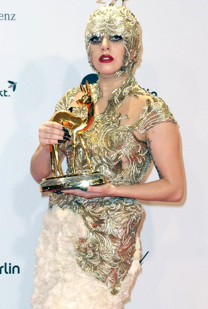 Photos : Lady Gaga brille de mille feux partout où elle passe...