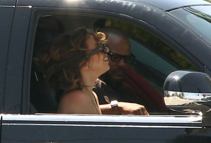 Lady Gaga à Burbank en Californie, le 16 juillet 2013.